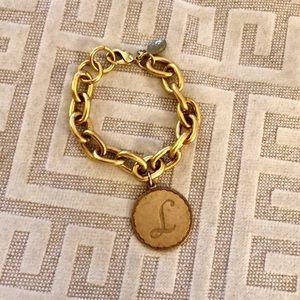 "John Wind Jewelry - John Wind Maximal Art ""L"" Initial Bracelet!"